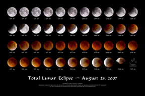Lunar Eclipse - August 28, 2007